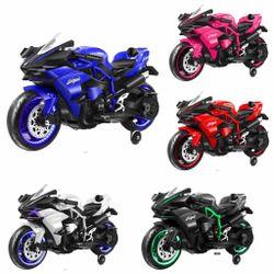 Rechargeable Big Sized Kawasaki Ninja H2R Ride-on Motor Toy