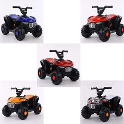 Rechargeable Mini ATV Ride on Toy Motor Car HT 818