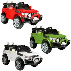 Rechargeable KP-6188 Jeep Ride-on Toy Car