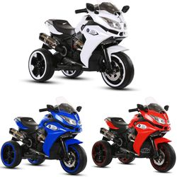 Rechargeable Big Sized GS Upgraded Rubber Tires Ride On Motor
