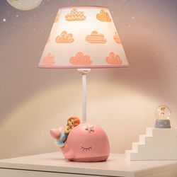 Emry Kids Mermaid Lamp