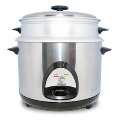 Rice Cooker with Steamer CAR-2200 XS 2.2 Liters