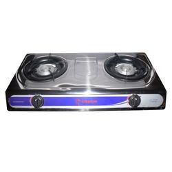 Double Burner Gas Stove CDB-2006 XS