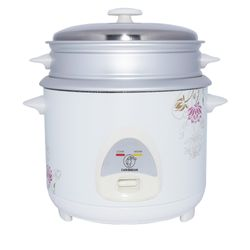 Rice Cooker with Steamer CAR-1500 1.5 Liters