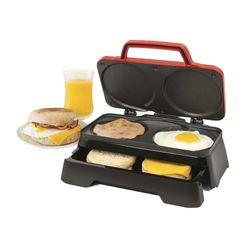 Breakfast Sandwich Maker BS20RD