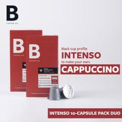 Cappuccino Bundle Duo Pack