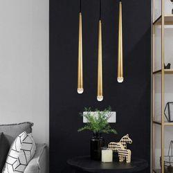 Ari Modern Brass Pendant Light
