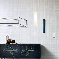 Agneta Colored Glass Modern Pendant Light