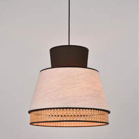 Cancun Boho Rattan Soliya Pendant Lamp (small)