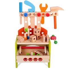 Tots Depot Little Tool Stand