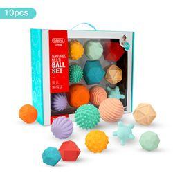 Beiens Vivid Color Textured Multi Ball Set
