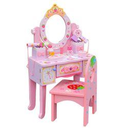 Tots Depot Wooden Princess Dresser