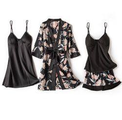 Pershella Amelia Silk Robe Sets