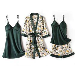 Pershella Permelia Silk Robe Sets