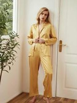 Pershella Alessia 100% Silk Pajamas
