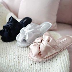 Pershella Silk Slippers