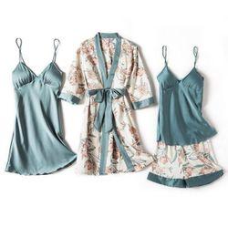 Pershella Camila  Silk Robe Sets