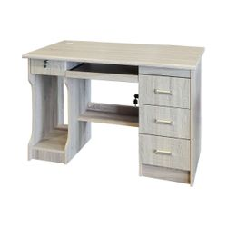 OF-XL803 wood office computer table with drawer