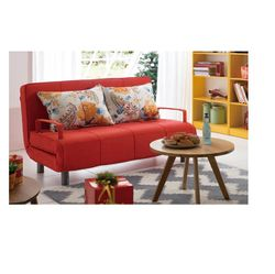DA-108 Fabric sofa bed