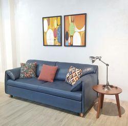 DA-238 Fabric sofa bed
