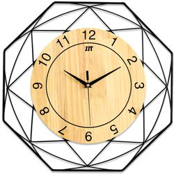 Metal Home Decorative Nordic Art Modern Wall Clock