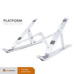 Ergosentials PLATFORM Foldable Ergonomic Laptop Stand