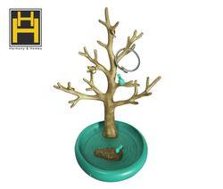 Harmony & Homes Resin - Antler Tree Jewelry Holder