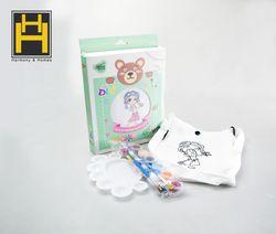 Harmony & Homes DIY Adjustable Little girl Bag