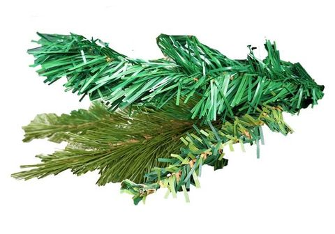 Harmony & Homes 10ft Mixed PVC Slim Needle Pine Tree