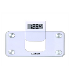 Taylor Glass Electronic Scale with Expandable Readout