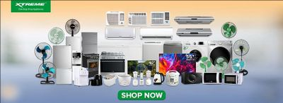 XTREME Appliances   Banner