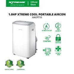 XTREME COOL 1.0HP Non-inverter Portable Aircon (XACPT10)