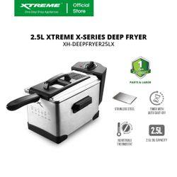 XTREME X-SERIES 2.5L Deep Fryer (XH-DEEPFRYER25LX)