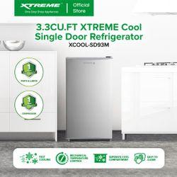XTREME COOL 3.3cu.ft. Single Door Refrigerator (XCOOL-SD93M)