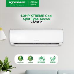 XTREME COOL 1.0HP Split Type Aircon (XACST10)