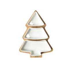 Christmas Tree Serving Plate