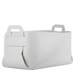 Leather Catch All - Large