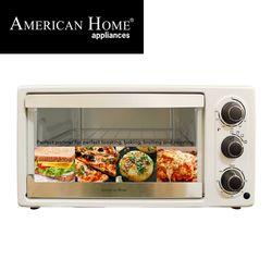 American Home AEO-G1915SL Electric Oven 15L Silver