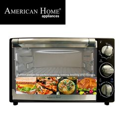 American Home AEO-G1930BL Electric Oven  30L Black