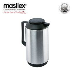 Masflex 1.6 Liter Stainless Steel Vacuum Flask L14 cm x W14 cm x H31.5 cm / 0.82kg High Quality Stainless Steel