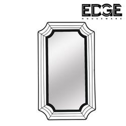 35x60cm  Decorative Rectangular Antique  Metal Wall Mirror, Vintage Home Décor