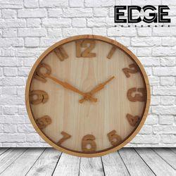 30x30cm Home Decor Wall Clock Living Room Bedroom fashion Wood Silent Decorative Wall Clock