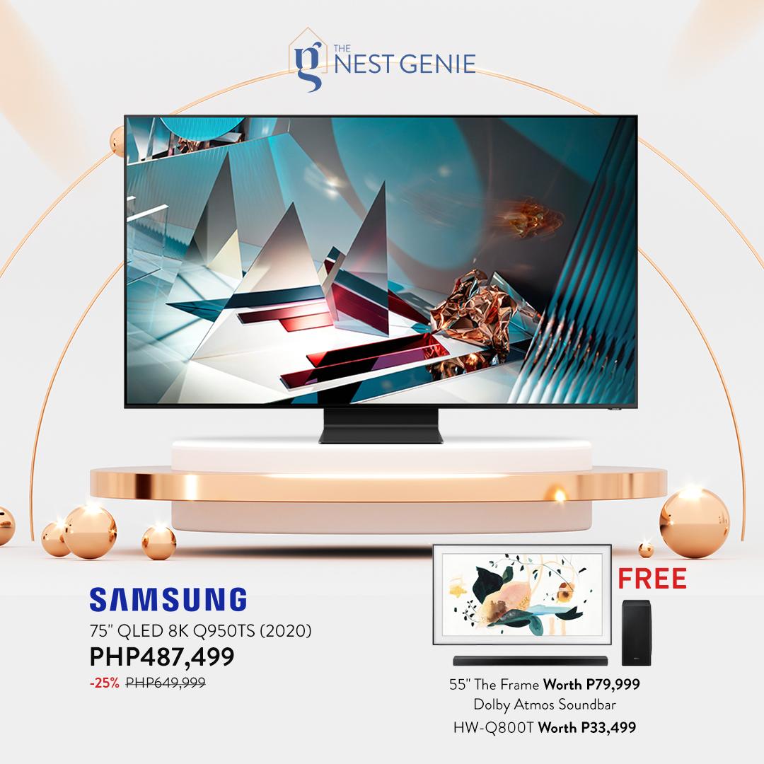 F&S Samsung | Banner