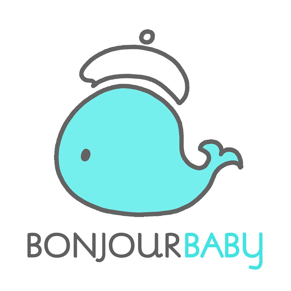 Bonjour Baby   Logo